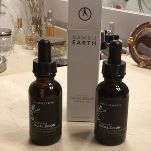 BAMBUEARTH (2-1oz) repairing facial oils